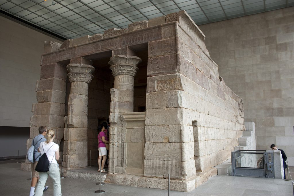 photo credit: The Met - Egyptian Wing - Temple of Dendur via photopin (license)